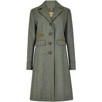 Dubarry Womens Blackthorn 3/4 Length Tweed Jacket Rowan 12
