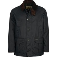 Barbour Mens Stratford Wax Jacket Navy XL