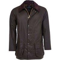 Barbour Mens Classic Beaufort Wax Jacket Olive 40