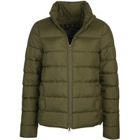 Barbour Womens Hinton Quilted Jacket Olive 14