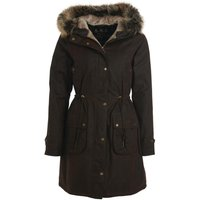 Barbour Womens Hartwith Wax Jacket Rustic/Classic 12