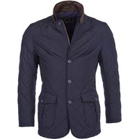 Barbour Mens Quilted Lutz Jacket Navy Large