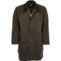 Barbour Mens Classic Northumbria Wax Jacket Olive 52