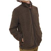 Aigle Mens Garranoa Fleece Jacket Marron Large