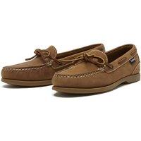 Chatham Womens Olivia G2 Deck Shoes Walnut 4 (EU37)