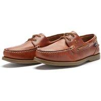 Chatham Mens Deck II G2 Deck Shoes Chestnut 11 (EU45)