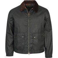 Barbour Mens Dom Wax Jacket Navy XL