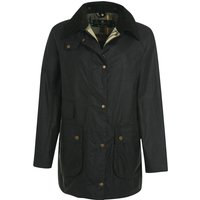 Barbour Womens Tain Wax Jacket Sage/Ancient 10