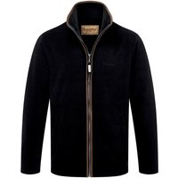 Schoffel Mens Cottesmore Fleece Jacket Gunmetal 46