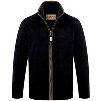 Schoffel Mens Cottesmore Fleece Jacket Gunmetal 50