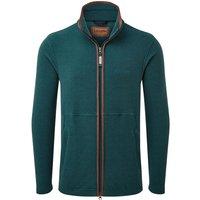 Schoffel Mens Cottesmore Fleece Jacket Dark Teal 52