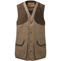 Schoffel Mens Ptarmigan Tweed Waistcoat II Arran Tweed 40