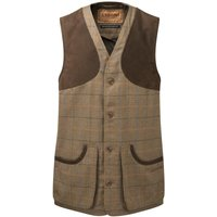 Schoffel Mens Ptarmigan Tweed Waistcoat II Arran Tweed 38