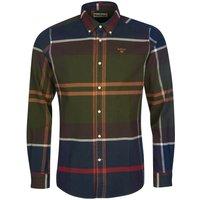 Barbour Mens Iceloch Tailored Shirt Classic Tartan XXL