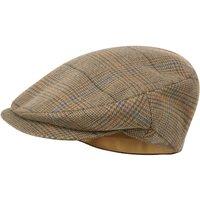 Schoffel Mens Countryman Tweed Cap Arran Tweed 62cm (7 5/8)