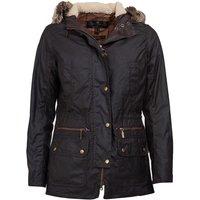 Barbour Womens Kelsall Wax Jacket Rustic 12