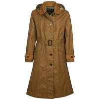 Barbour Womens Alice Wax Jacket Sand/Ancient 18
