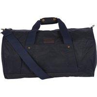 Barbour Explorer Wax Duffle Bag Navy One