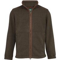 Alan Paine Aylsham Mens Fleece Jacket Green 4XL