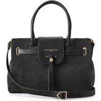 Fairfax and Favor Womens Windsor Handbag Black