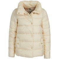 Barbour Womens Bristro Quilted Jacket Jasmine/Hessian Tartan 8