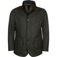 Barbour Mens Century Wax Jacket Sage/Classic Small