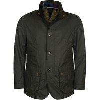 Barbour Mens Century Wax Jacket Sage/Classic XL