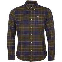 Barbour Mens Kyeloch Tailored Shirt Classic Tartan Medium
