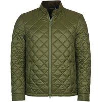 Barbour Mens Harrington Quilted Jacket Sage/Classic Medium