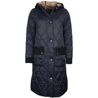 Barbour Womens Mickley Quilted Jacket Dk Navy/Dress 8
