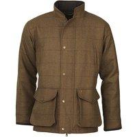 Laksen Mens Chatsworth Tweed Coat Firle Tweed Large