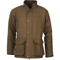 Laksen Mens Chatsworth Tweed Coat Firle Tweed XL