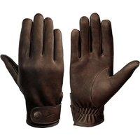 Laksen Unisex London Gloves Brown 7