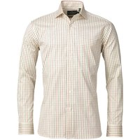 Laksen Mens Archie Shirt Red/Navy/Green XL
