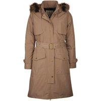 Barbour Womens Alva Jacket Light Trench/Hawthorn Tartan 10