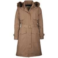Barbour Womens Alva Jacket Light Trench/Hawthorn Tartan 12