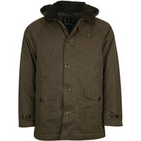 Barbour Mens Tidal Wax Jacket Fern XL