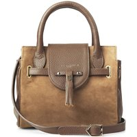 Fairfax and Favor Womens Mini Windsor Handbag Tan