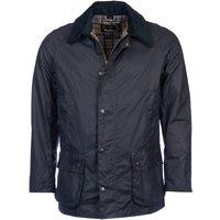 Barbour Mens Ashby Wax Jacket Navy XXXL