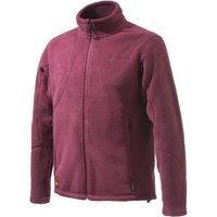 Beretta Active Track Fleece Jacket Burgundy Small