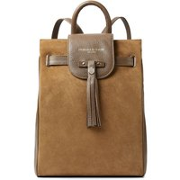 Fairfax and Favor Womens Windsor Backpack Tan