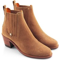 Fairfax & Favor Womens Rockingham Ankle Boot Tan 5 (EU38)