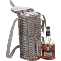 Willow Premium Single Bottle and 2 Cartridge Glass Carrier