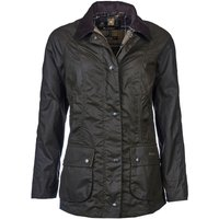 Barbour Classic Beadnell Wax Jacket Olive 10
