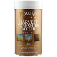 Youngs Harvest Yorkshire Bitter 40 Pint Kit