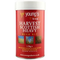 Youngs Harvest Scottish Heavy Ale 40 Pint Kit