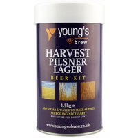 Youngs Harvest Pilsner 40 Pint Kit