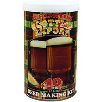 Youngs Geordie Scottish Export Bitter 40 Pint Kit