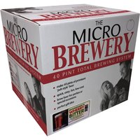 Youngs Micro Brewery Complete Starter Kit Wherry