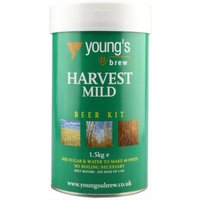 Youngs Harvest Mild 40 Pint Kit